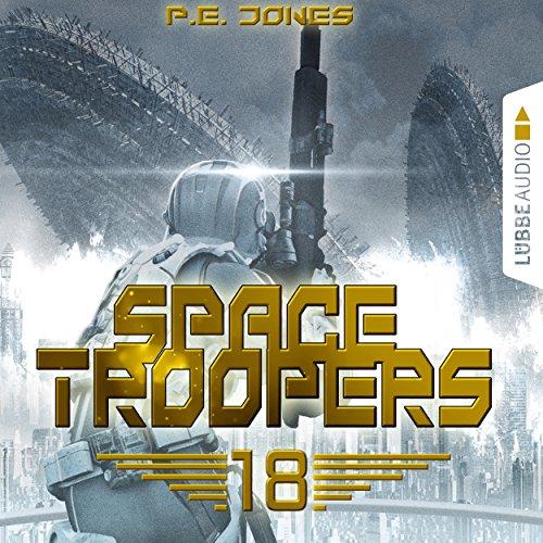 In Ewigkeit (Space Troopers 18) Titelbild