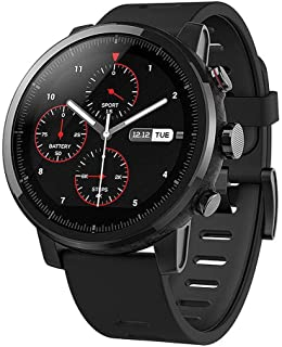 Global Version Huami Amazfit Stratos Smart Sports Watch 2 GPS 5ATM Water 2.5D Screen GPS Firstbeat Swimming