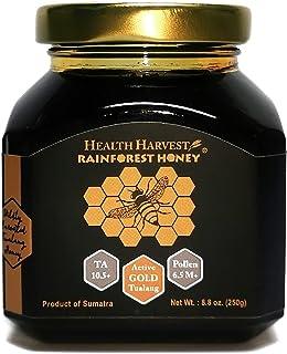 Tualang Gold Honey (Bitter Taste) 250g | Total Activity 10.5+ | Pollen Count 6.5M+ | Pollen 200+ | Supreme Choice for Adju...