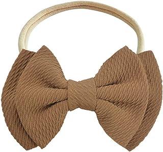 Newborn Baby Girls Infant Toddler Bow Tie Headbands Headdress Head Piece Hair Accessories