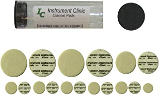 Instrument Clinic IC540 Universal Clarinet Pad Set, Made in USA!