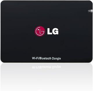 LG AN-WF500 - Adaptador USB Dongle Wi-Fi y Bluetooth para televisor, color negro