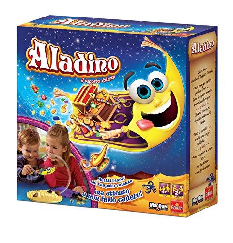 MacDue 30768 Aladino Tapis Volant