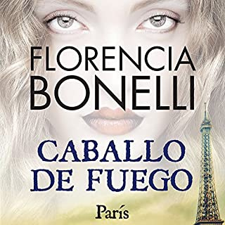 Caballo de fuego: Paris cover art