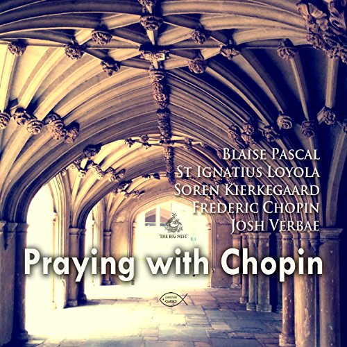 Praying with Chopin audiobook cover art