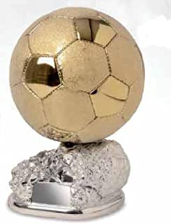 Pallone da Calcio con Scarpa Dorata Troph/äe Larius Group