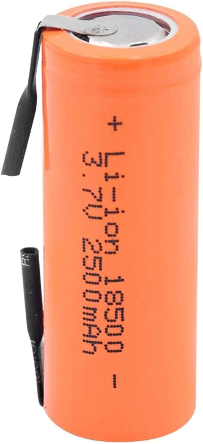 Batteriesrechargeable Limited Price reduction time sale Battery Lithium Ion 3.7 2500 V Mah