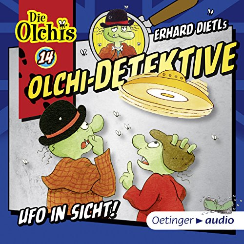 Ufo in Sicht Audiobook By Erhard Dietl, Barbara IIand-Olschewski cover art