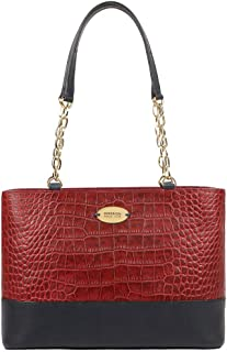 Hidesign Women's Tote Bag (Red)