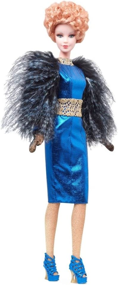 Barbie Collector The Hunger Games: Max 45% OFF D Catching Fire Effie Trinket Super Special SALE held