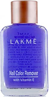 Lakmé Nail Color Remover, 27ml (Pack of 3)