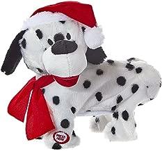 Kurt Adler Twerking & Dancing Christmas Dog Standard
