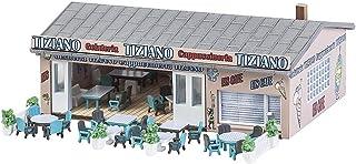FA 232327 - Ice Cafe Tiziano, Accessories for Model Railway, Model Making