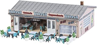 Faller 232327 Tiziano Ice-Cream Parlor N Scale Building Kit