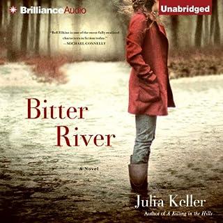 Bitter River audiobook cover art