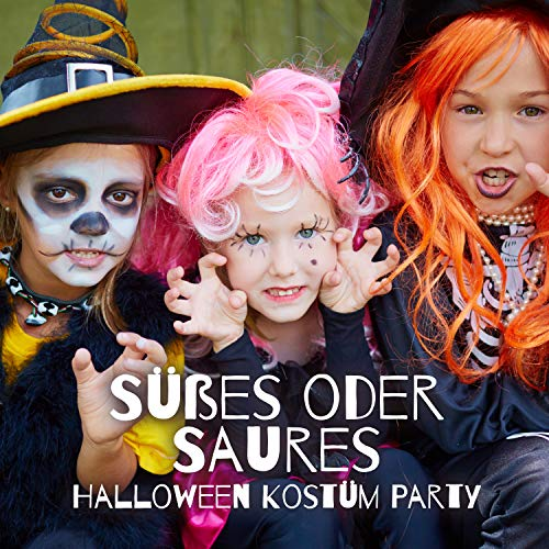 Süßes oder Saures (Halloween Kostüm Party)