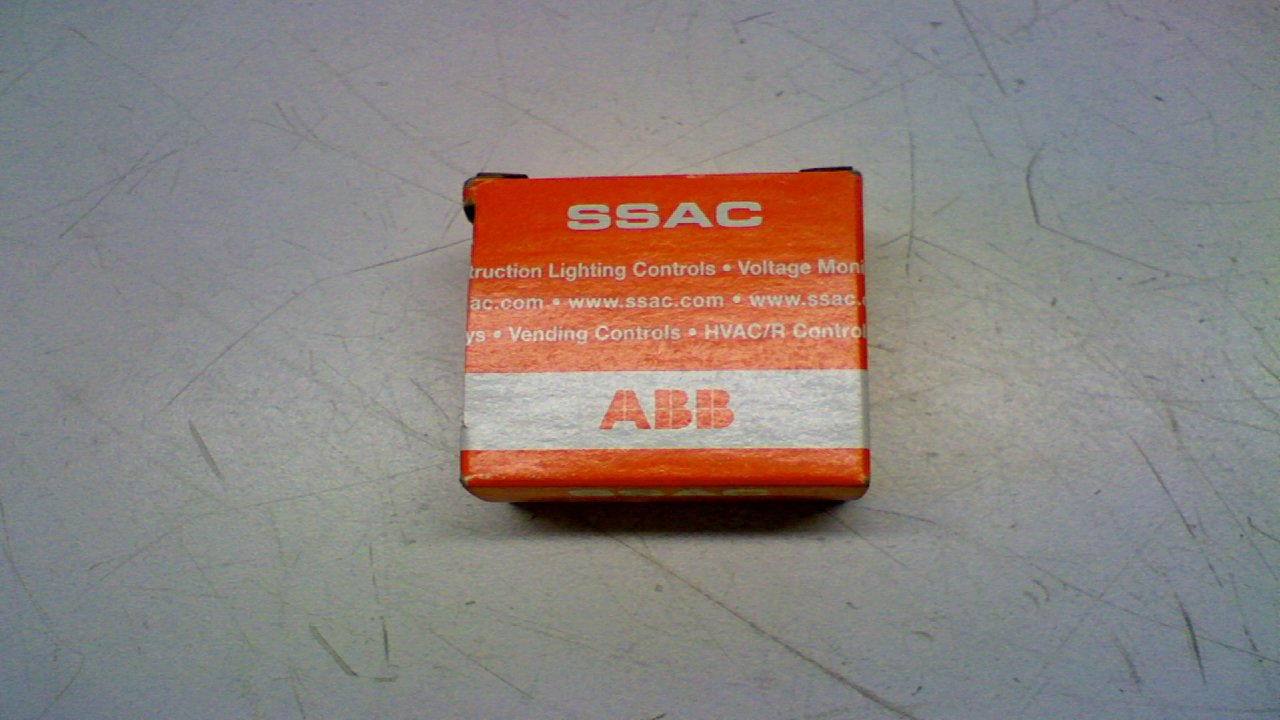 Abb Fs312 latest Solid State Flasher 75 12 Flash Baltimore Mall Rating Rate F.P.M. Vdc