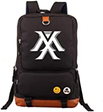 Asdfnfa Backpack, Travel Package Laptop Packet Student School Bag Oxford Cloth Men and Women (Color : Black)