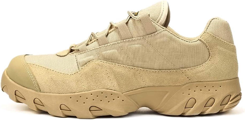 Taktiska vattentäta, vattentäta, icke -glidmedel för att hjälpa vandrande skor skor skor man -ljuskhaki -43  billigt och högkvalitativt
