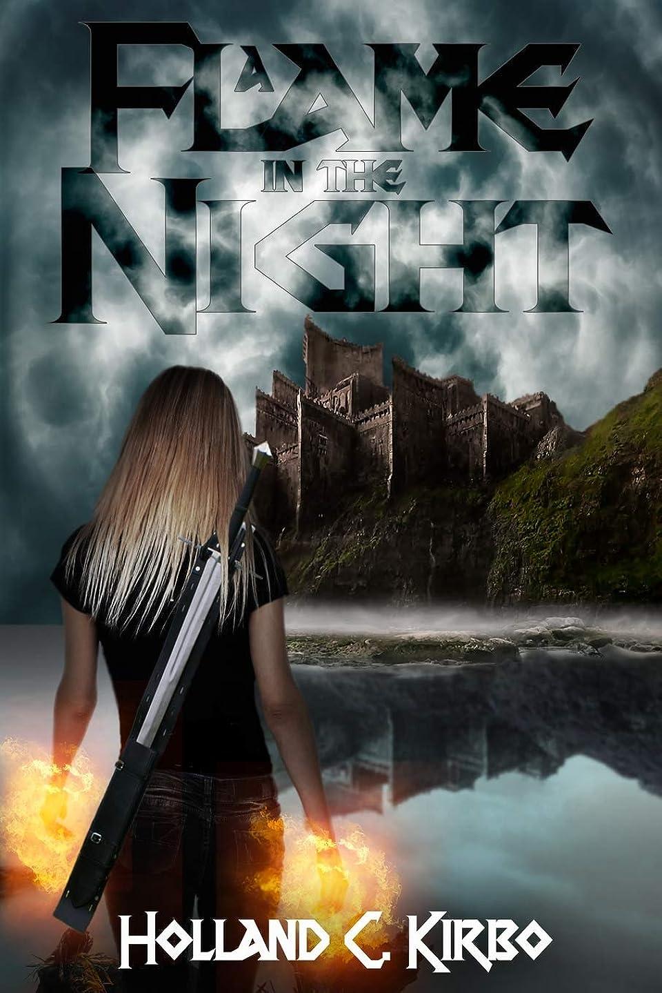 護衛ドメイン宅配便A Flame in the Night (The Legends of Aewyr)