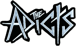 The Adicts Band Patch Iron on Applique Alternative Clothing British Punk Rock