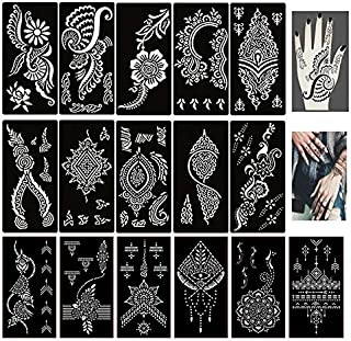 Best new tattoo mehndi designs for hands Reviews