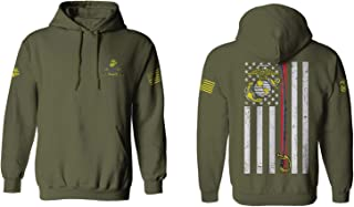 marine corps hoodie