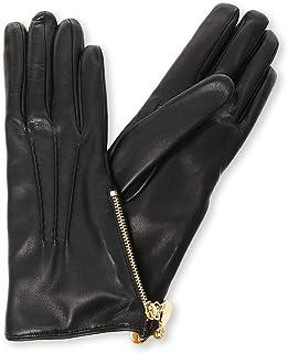 Luxury Fashion   Etro Womens 1E80523321 Black Gloves   Season Permanent