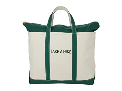L.L.Bean Boat and Tote Embroidered