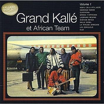 Grand Kallé et African Team, Vol. 1