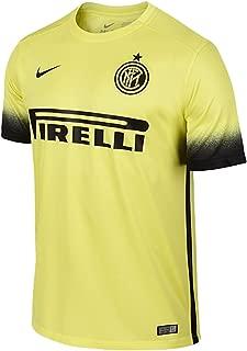 Nike Mens Inter Milan Stadium Jersey [LT VLTGE YLW II]