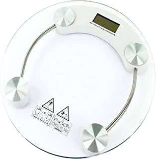 Glass Digital Weight Scale - 150 kg