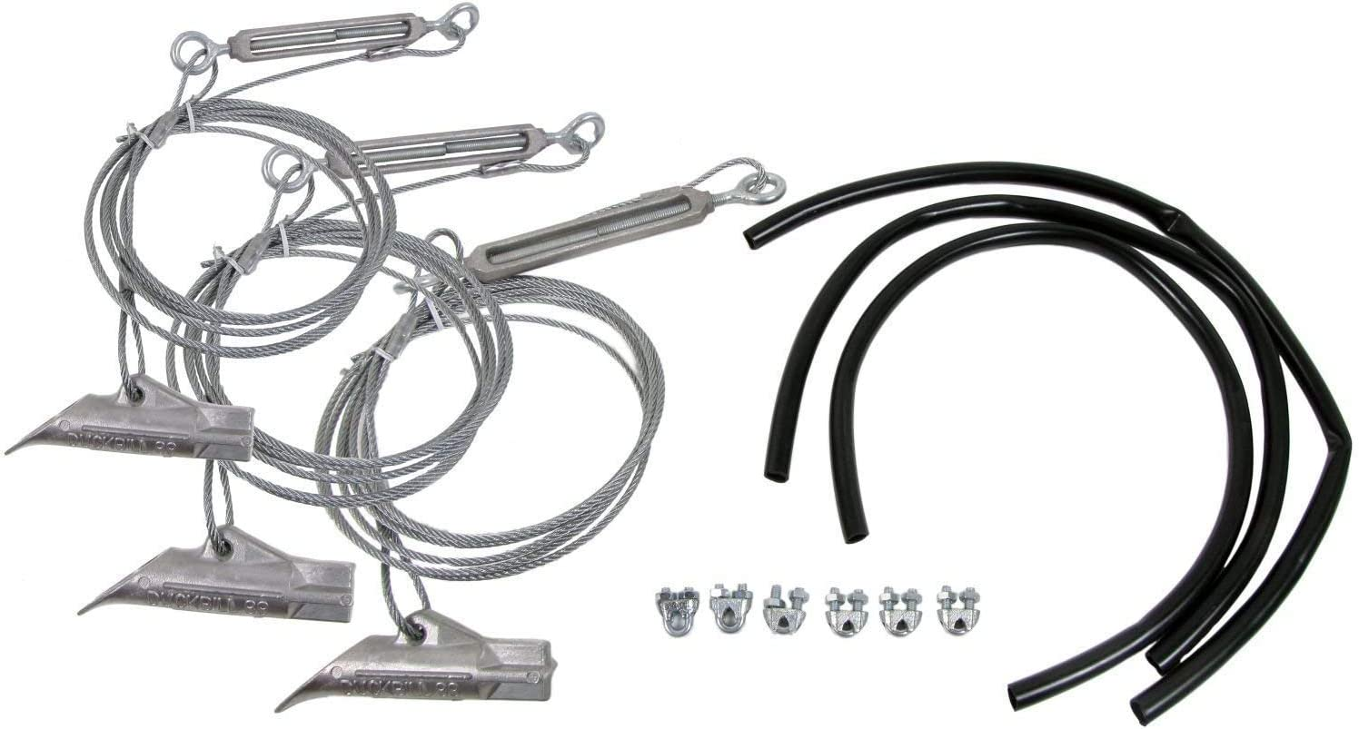 Foresight Products Complete Tree Kit 新着セール Duckbill 88 Anchors Model 店内限界値引き中 セルフラッピング無料