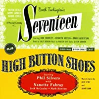 Seventeen Plus High Button Shoes