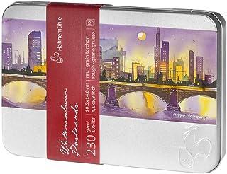 Hahnemuhle Post Card in Metal Box (r) - 230 GSM - 10.5 * 14.8 (cm)