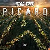 Star Trek: Picard 2021 Wall Calendar