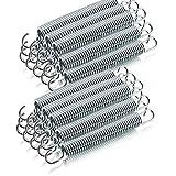 ms-point Ersatz Trampolin Spiral Federn für Outdoor-Trampoline Gartentrampoline Fittness-Trampoline Lange: 165mm / 21mm Ø (12 Srück)
