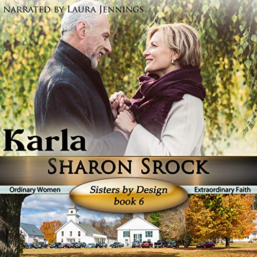 Karla audiobook cover art