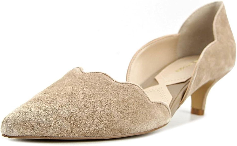 Adrienne Vittadini Womens Serene 2-Piece Low Heel Pump D'Orsay Pump