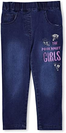 The Powerpuff Girls Girls Denim Pants