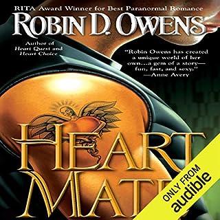 HeartMate audiobook cover art