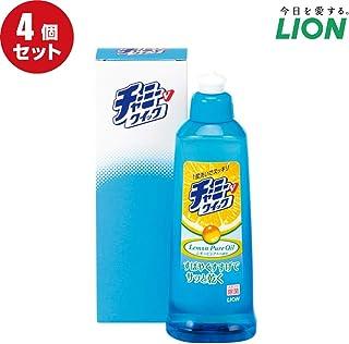 【4個セット】ノベルティギフト用化粧箱入 LION チャーミーVクイック 260ml