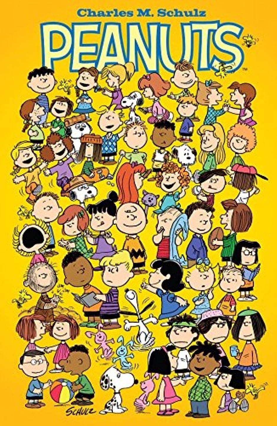 受け入れる酸っぱい広告主Peanuts Vol. 1 (English Edition)