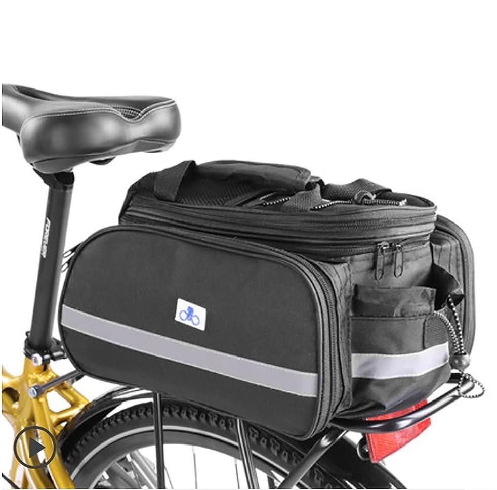 人間概念純正Ruix自転車バッグマウンテンバイクキャリーバッグシェルフライディング機器アクセサリーテールバッグ背面シート自転車バッグ
