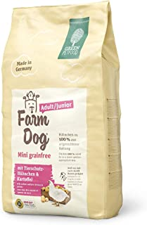 Green Petfood Farmdog Mini grainfree 10kg