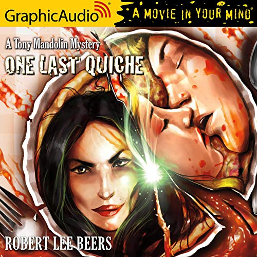 Couverture de One Last Quiche [Dramatized Adaptation]