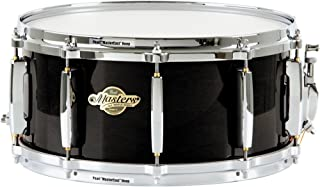 Pearl Masters Custom MCX Snare Drum 14X6.5 Black Silk