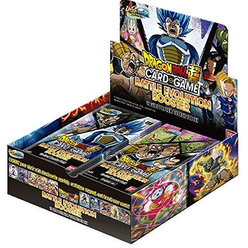 Dragon Ball Super Battle Evolution Booster Unison Warrior Series