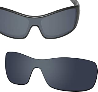 New 1.8mm Thick UV400 Replacement Lenses for Oakley Antix OO9077 - Options