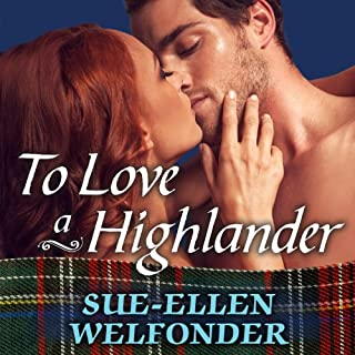 To Love a Highlander audiobook cover art
